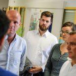 netcare-Team engagiert sich sportlich für Patienten der Intensivstation