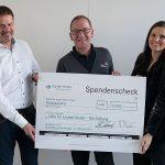 Daimler Protics GmbH spendet für kranke Kinder