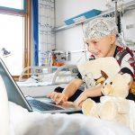 Wir bauen die virtuelle Kinderklinik