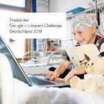Virtuelle Kinderklinik ist Finalist bei Google Impact Challenge – Geben Sie uns Ihre Stimme