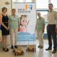 Spendenübergabe Autohaus Weeber