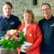 Gisela Boller wurde mit dem Bundesverdinestkreuz ausgezeichnet
