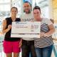 Wäschbachhexen übergeben Verkaufserlös an Hilfe für kranke Kinder