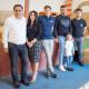 Spendenübergabe Degerenergie Familie Korkmaz