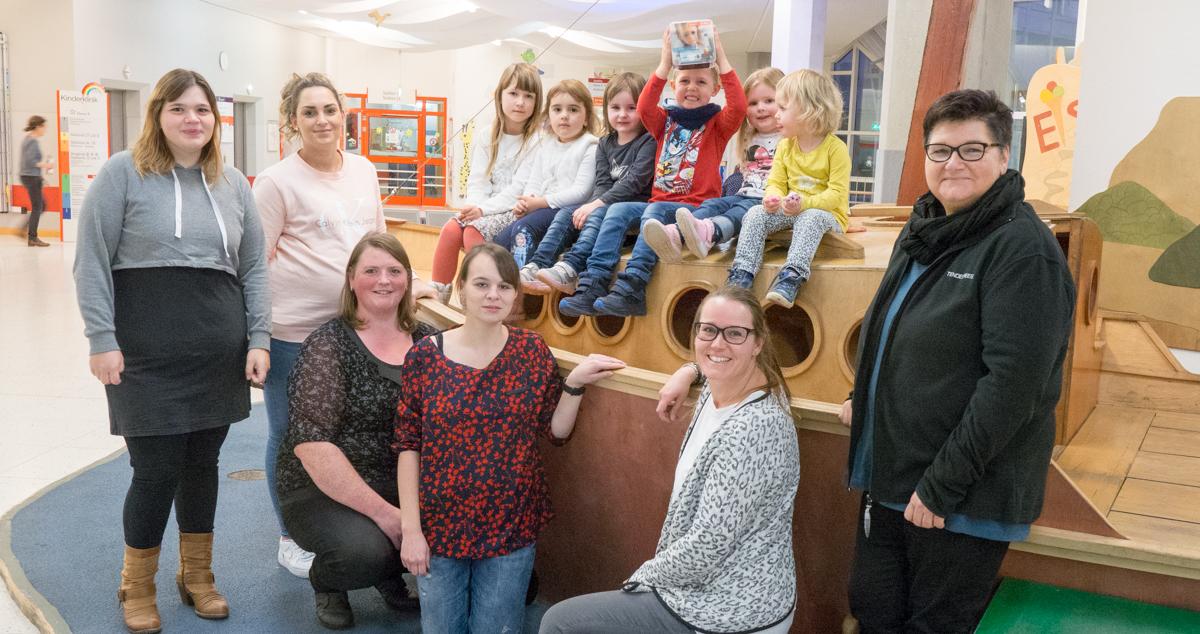 Kindergarten Spenden Hilfe für kranke Kinder