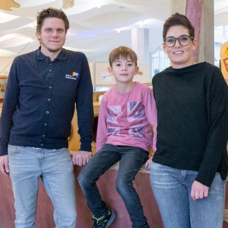 Spendenübergabe Bronnweiler Kindersachnebasar
