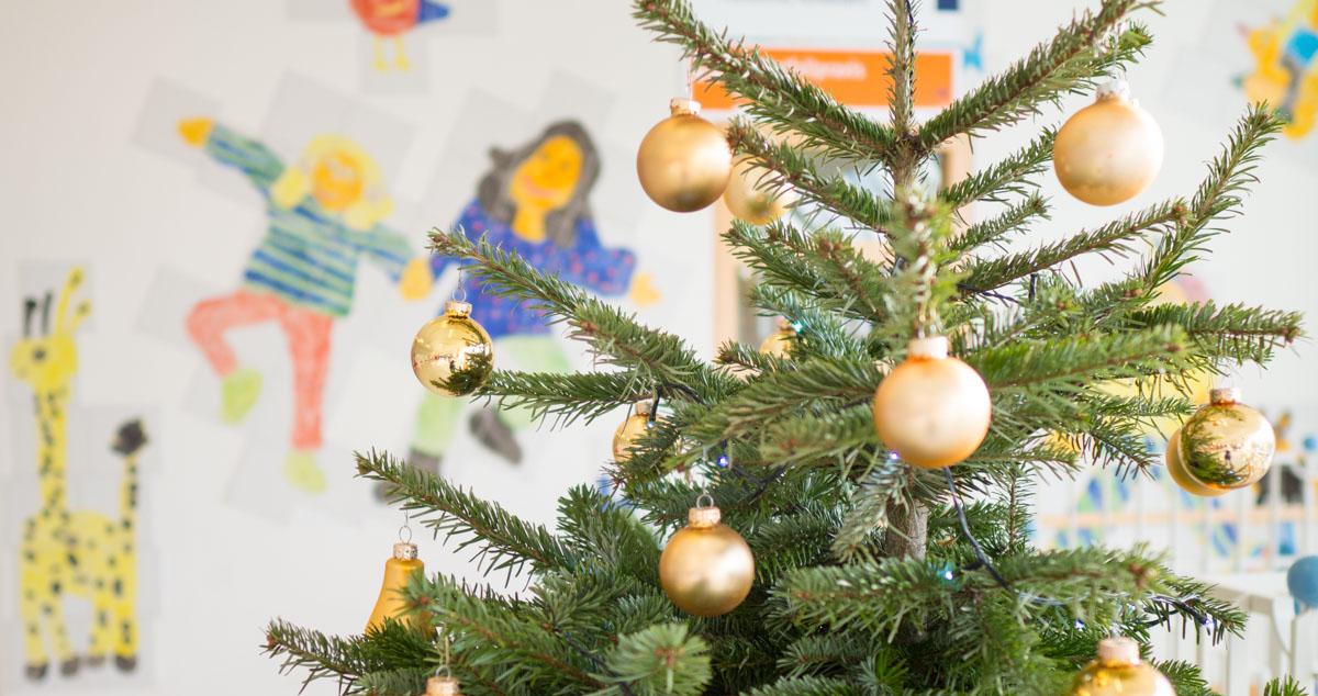 Symbolbild Weihnachtsbaum