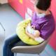 Lagerungskissen und Stillstühle von Hilfe für kranke Kinder