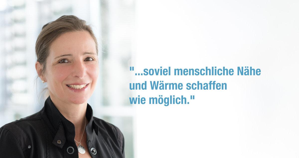 Stiftungsratsvorsitzende Anja Schulte