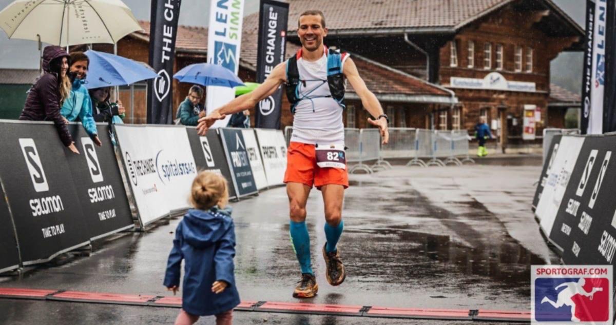 Langstreckenläufer setzt sich für kranke Kinder ein