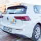 Spendenfinaziertes Auto für das Kinderpalliativteam aus Tübingen