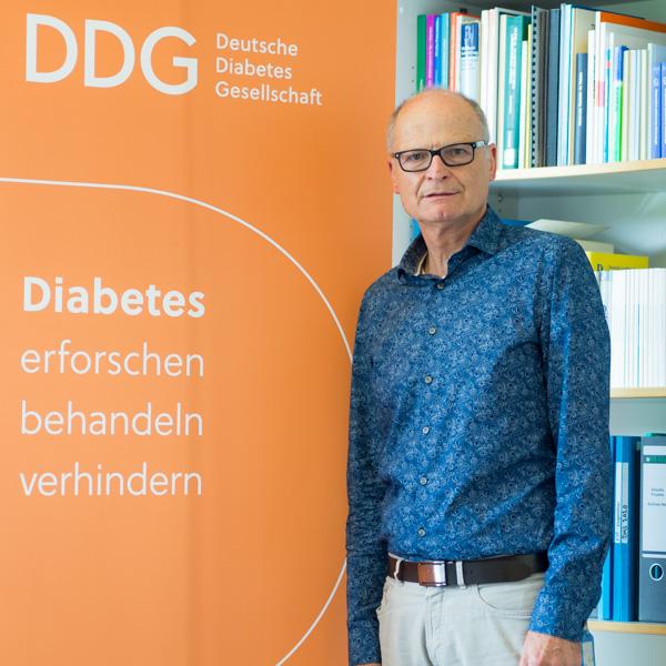 Professor Neu Kinderklinik Tübingen