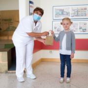 Armbänder für kranke Kinder der Kinderklinik Tübingen