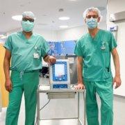 Neues Gerät für die Kinderchirurgie
